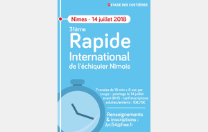 RAPIDE INTERNATIONAL DE NIMES 14 JUILLET 2019